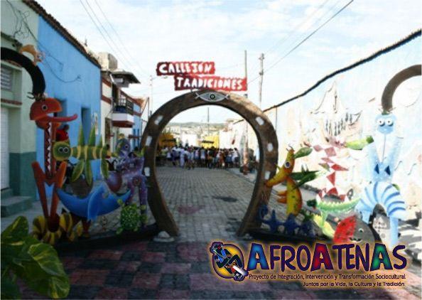 AfroAtenAs   Proyecto de integración, intervención y transformación sociocultural