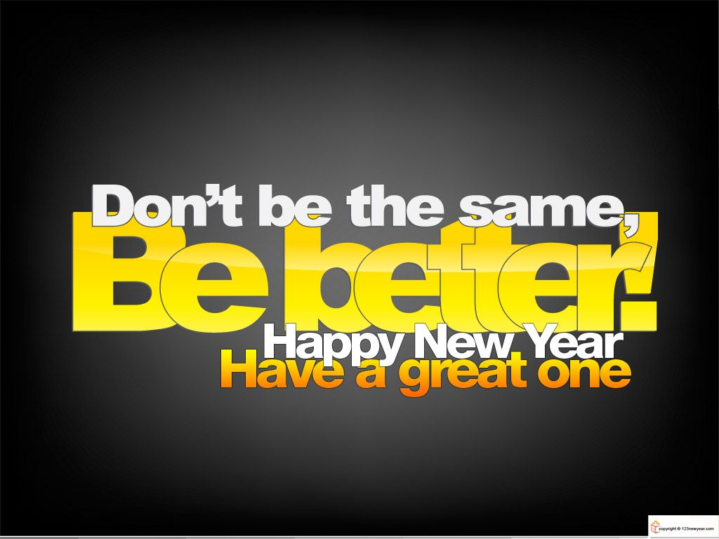 happy newyear saying wallpaper