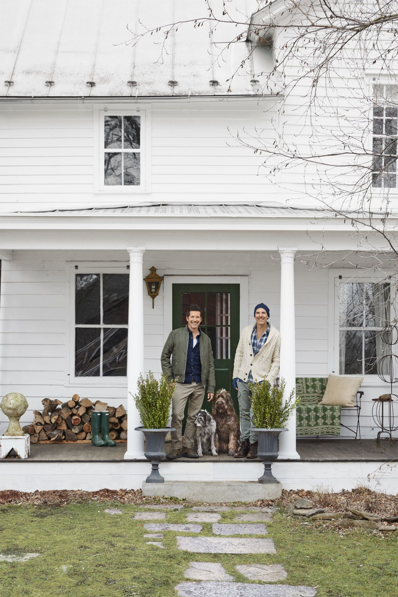 This Couple Owns The 18th Century Farmhouse Of Your Dreams