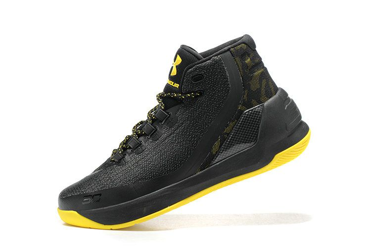 Free Shipping Only 69  Under Armour Curry 3 SC Camo Black Gold ... 25a0210bb1