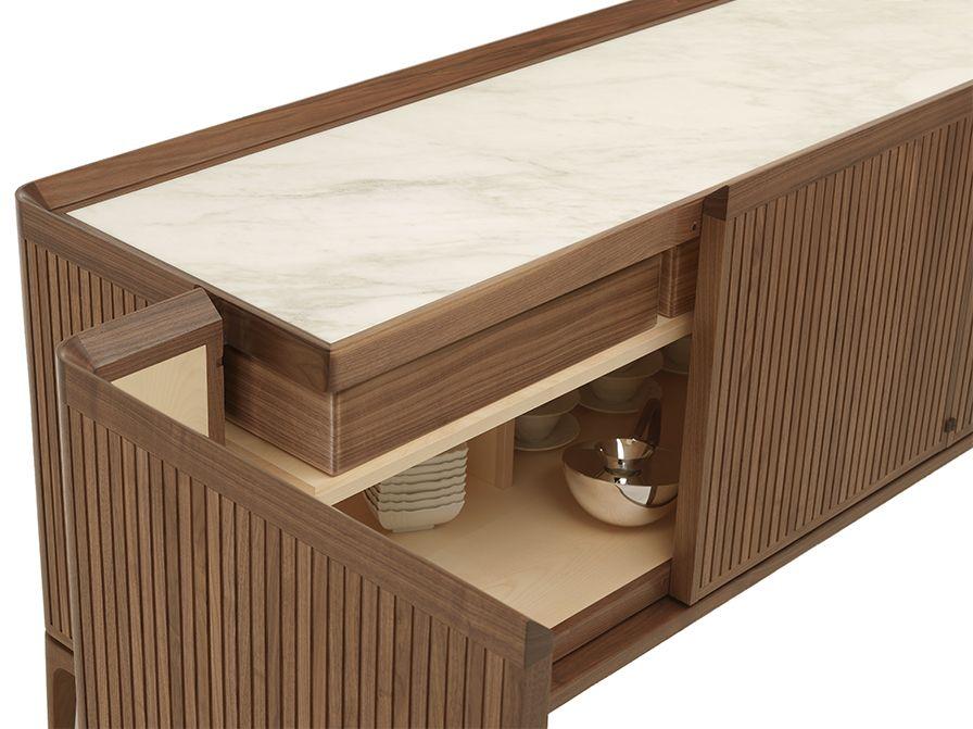 Never Full Low Sideboard By Ceccotti Collezioni Via