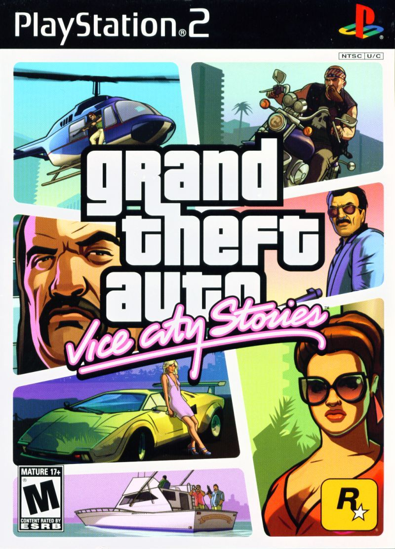 Gta Vice City Stories Grand Theft Auto Games Grand Theft Auto Download Games