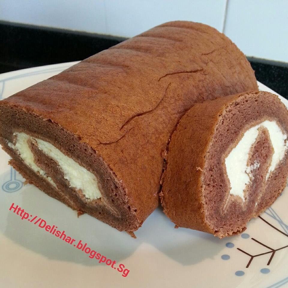 Delishar singapore cooking food blog moist milo cake roll with delishar singapore cooking food blog moist milo cake roll with condensed milk sweetened forumfinder Gallery
