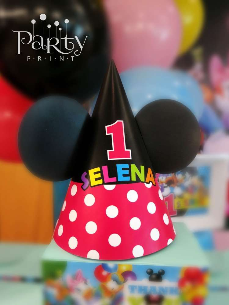Mickey Mouse Clubhouse Birthday Party Ideas  56e079d178c