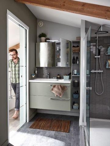 Petite salle de bains  dix solutions d\u0027aménagement Salle de bains