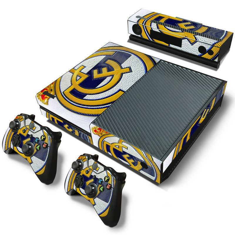 Xbox One Real Madrid Vinyl Decal Skin Sticker Protector