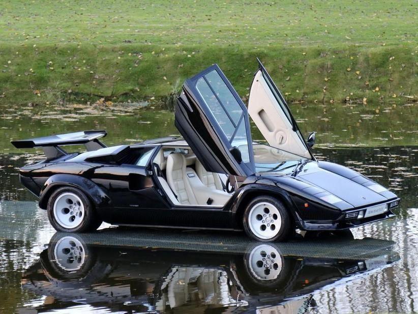 1983 Lamborghini Countach 5000s For Sale In Overseal Derbyshire