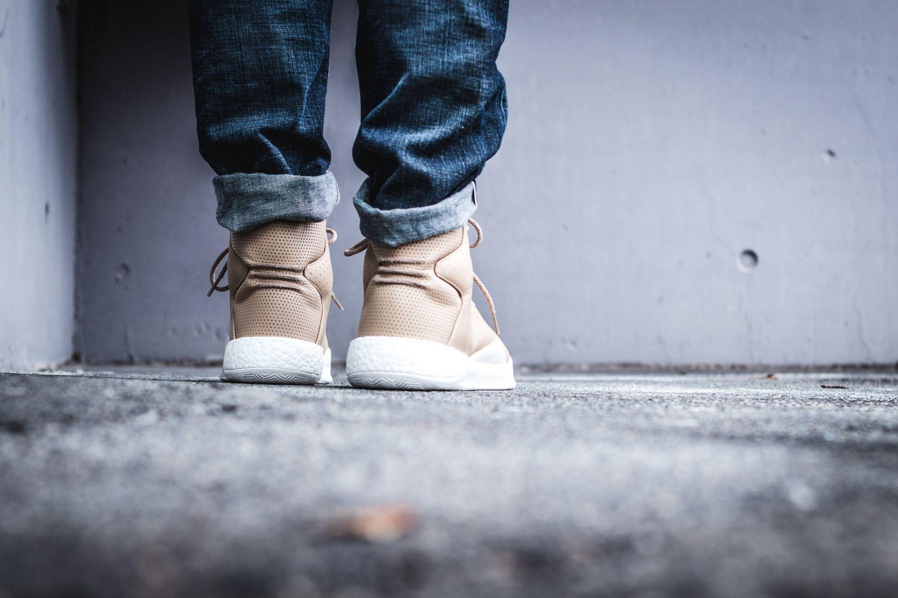 quality design c1bb9 5b7f3 adidas Tubular Instict Boost (hellbraun) - BB8400  43einhalb sneaker store