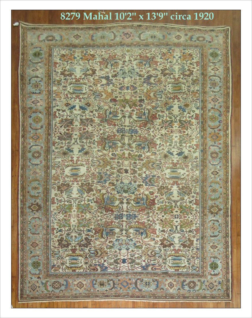 Sultanabad Mahal Rug Number 8279 Size X Rugs R Us Online
