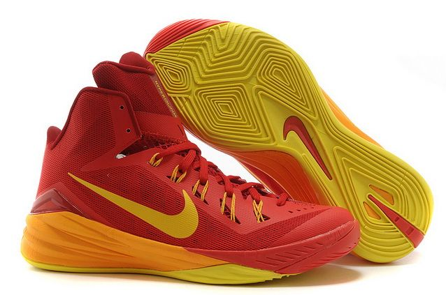 5f56c82f6095 ... coupon for mens nike hyperdunk 2014 spain university red university  gold team red 4a613 c0271