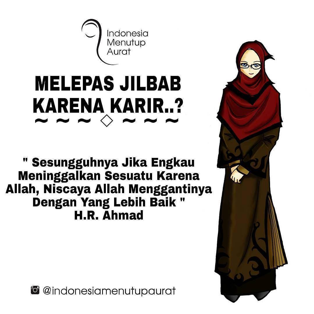 Melepas Jilbab Demi Karir Setiap Umat Memiliki Ujian Dan