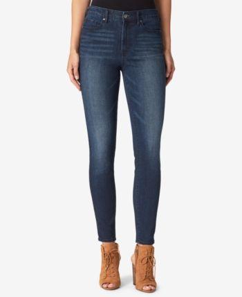 Jessica Simpson Womens Curvy High Rise Skinny Jeans
