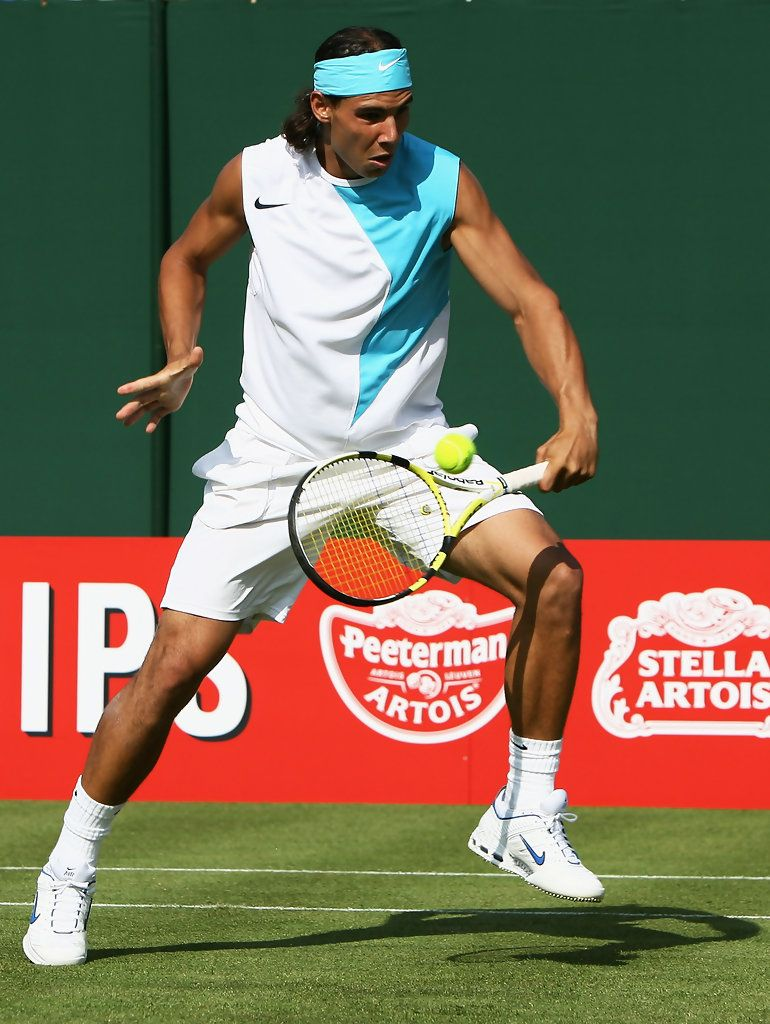 June 11 2007 Artois Championships At The Queens Club With Images Rafael Nadal Rafa Nadal Tennis