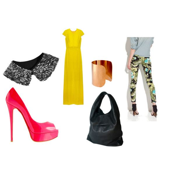 Spring 2012 Must-Have's & Style Tips #fashion