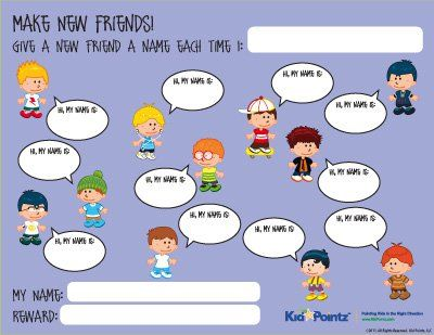 Free Printable Reward Charts Kid Pointz manners Pinterest - free reward chart templates
