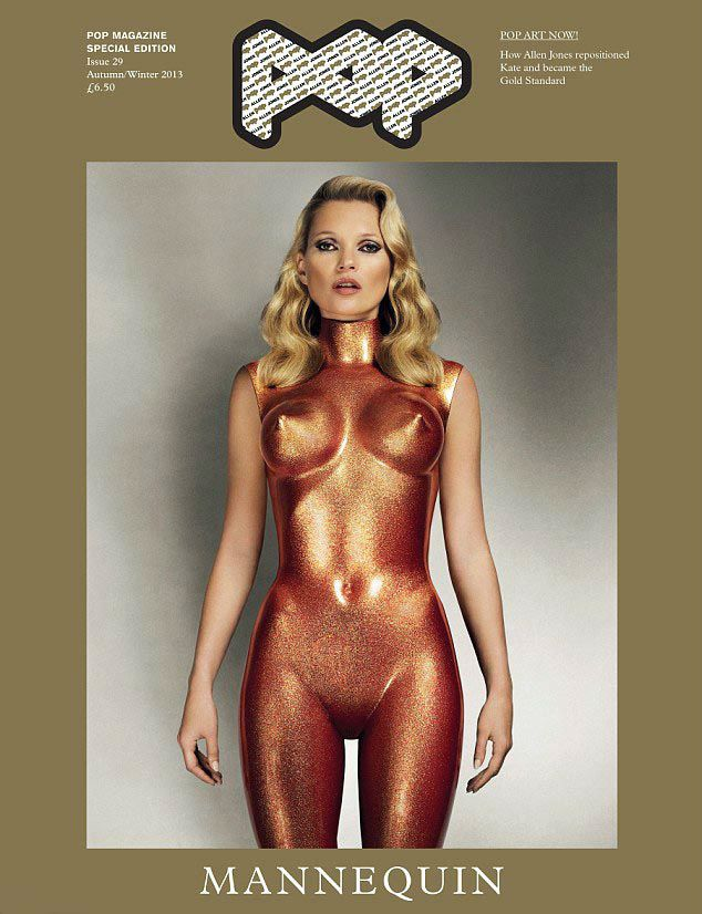 Preview: Kate Moss for POP Magazine No.29 Autumn/Winter 2013/2014   The Fashionography