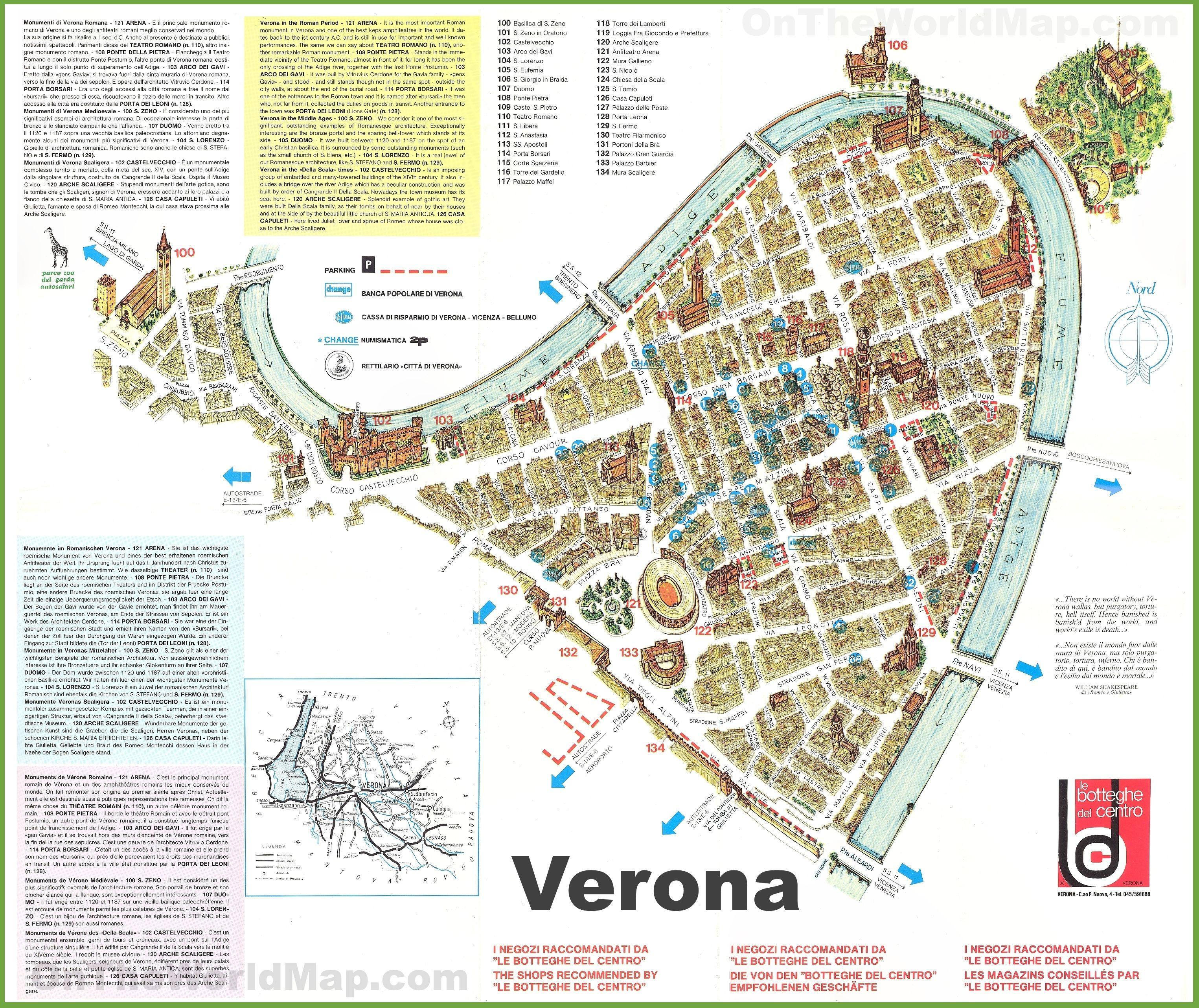 Pin by Tony Santos on Places in the world Pinterest Verona