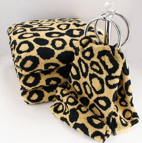 Decorating A Leopard Print Bathroom Ideas And
