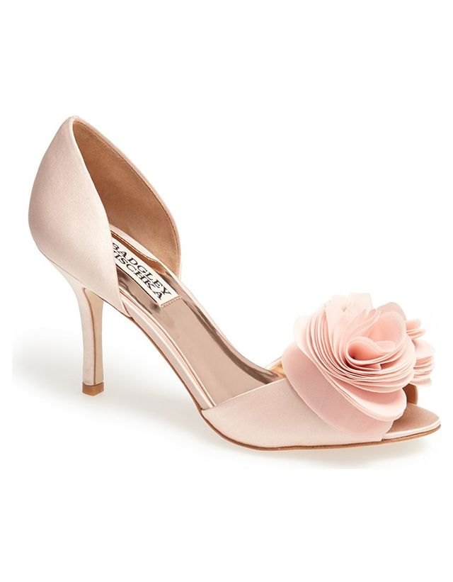 4fe728cb610 14 Most Comfortable Wedding Shoes to Buy Right Now   Wedding   Pink ...