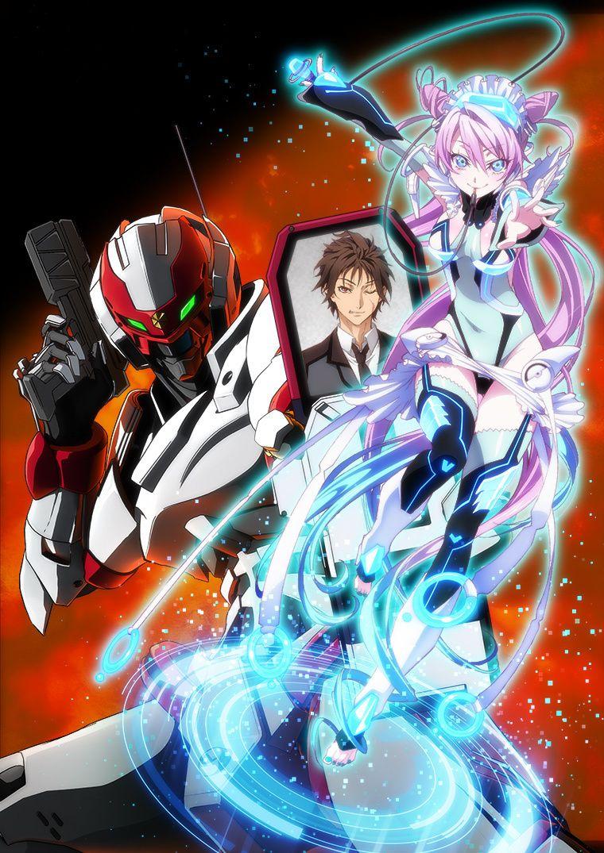 《机动强袭室》新料!PV2与新视觉图解禁 Anime, anime, Song artists
