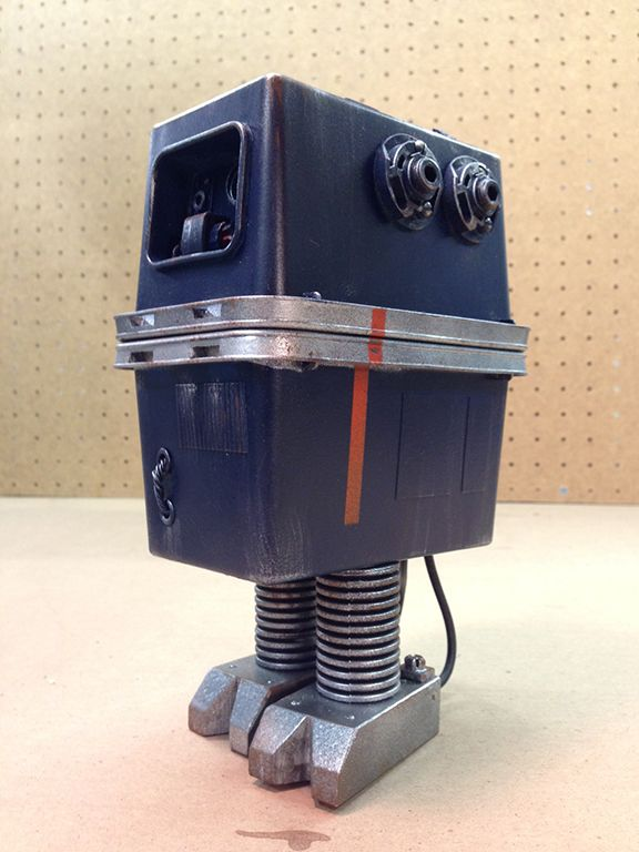 Image result for Geoffrey the Gonk Droid
