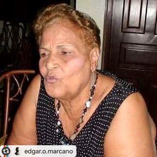 Fredesvinda (Doña Saisa) Mi Mamá  #mother. #family. #son. #MarcanoFamily