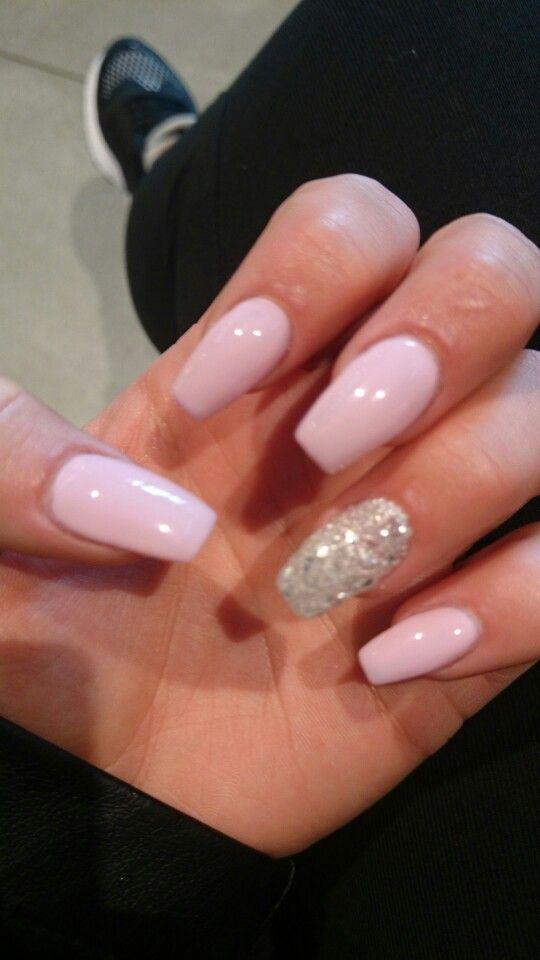 auktoriserad webbplats för hela familjen officiell butik Ballerina pink glitter gelé   Naglar, Ballerina naglar, Ballerina