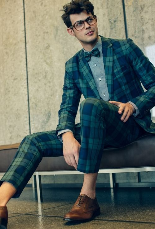 1000  images about Blue/Green Plaid Blazer on Pinterest | Dinner