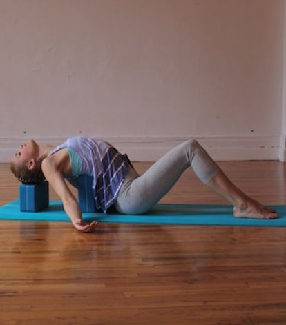 8 Yoga Poses To Help Cervical Spine Neck Issues Yoga Pinterest