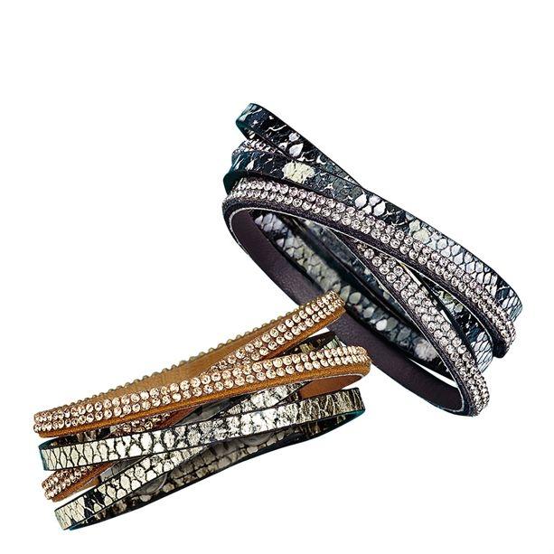 Francesca Wrap Bracelet