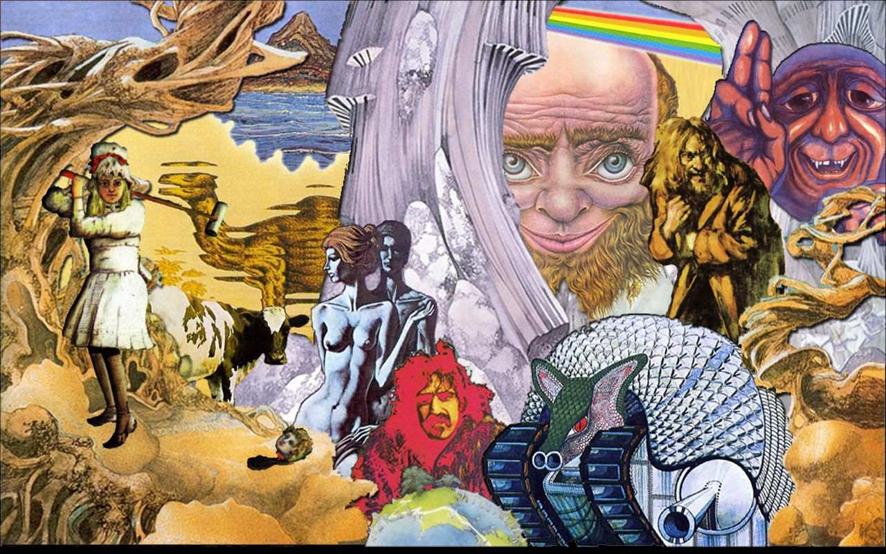 ProgCollage2 by Scottsummers by ~genesis-fans-unite on deviantART