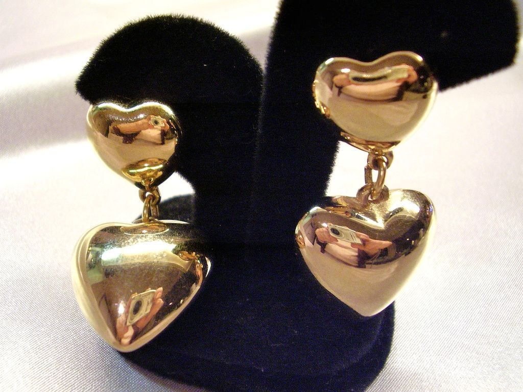 vintage givenchy earrings!!!