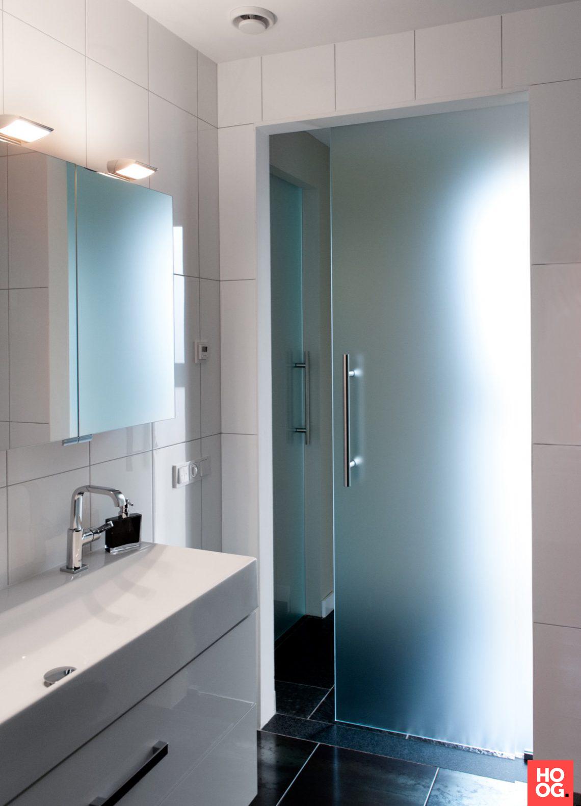 Wenthec Glas - Badkamer met glazen deur - Hoog □ Exclusieve woon ...