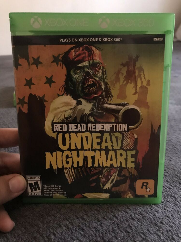 Red Dead Redemption: Undead Nightmare Microsoft Xbox 360
