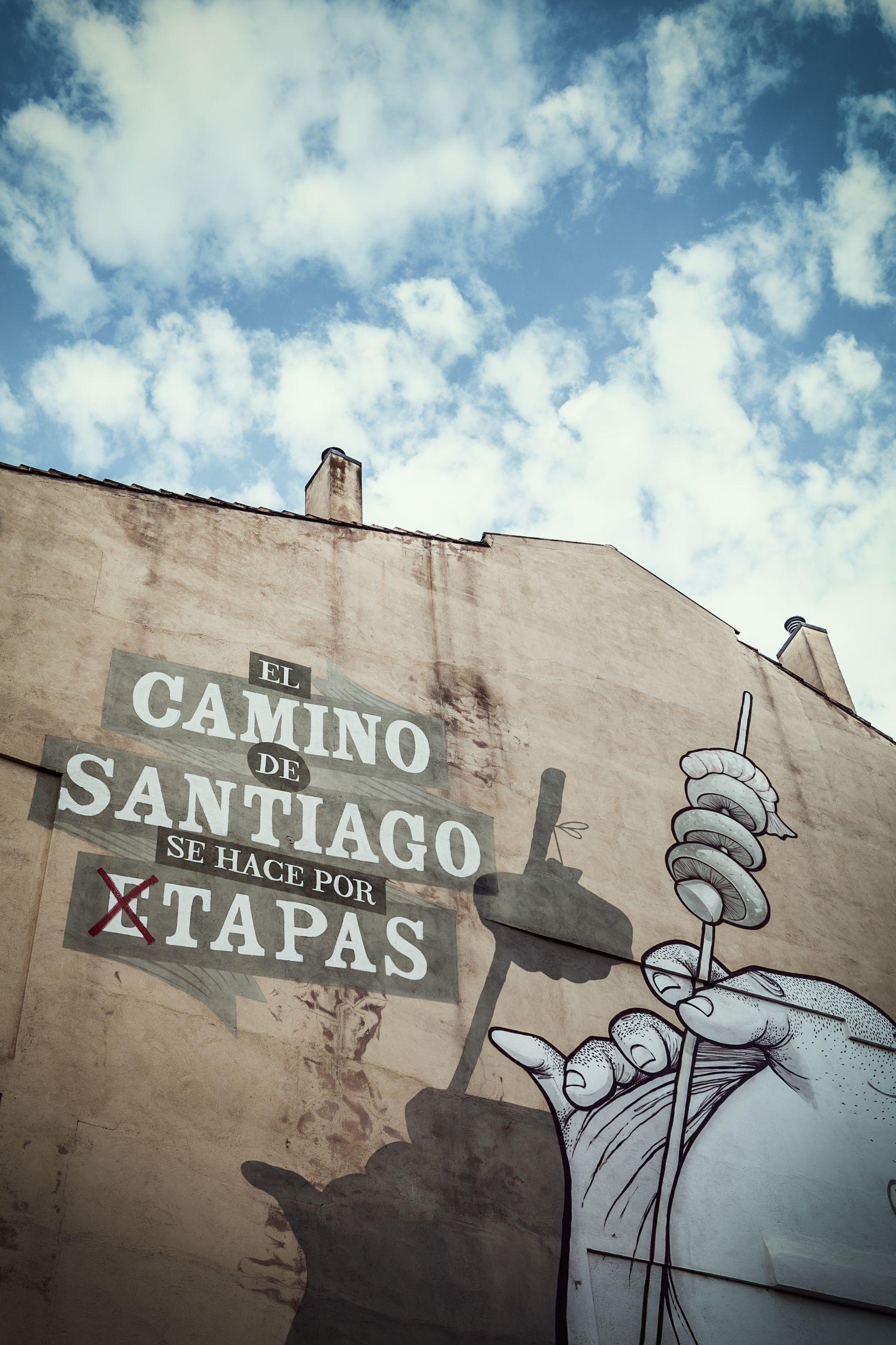 Pin Op Camino Pilgrimage Santiago De Compostela