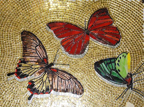 бабочки мозаика: 25 тыс изображений найдено в Яндекс.Картинках