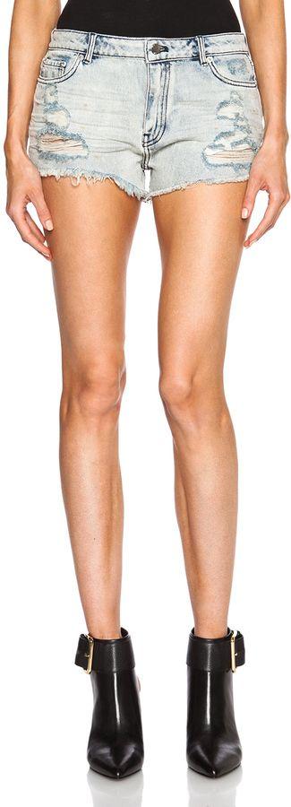 BLK DNM Jean Shorts -$218.91