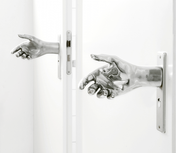 Door Hand-le by Naomi Thellier de Poncheville