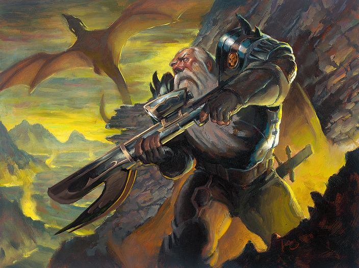 how to use a gun as a warrior in wow