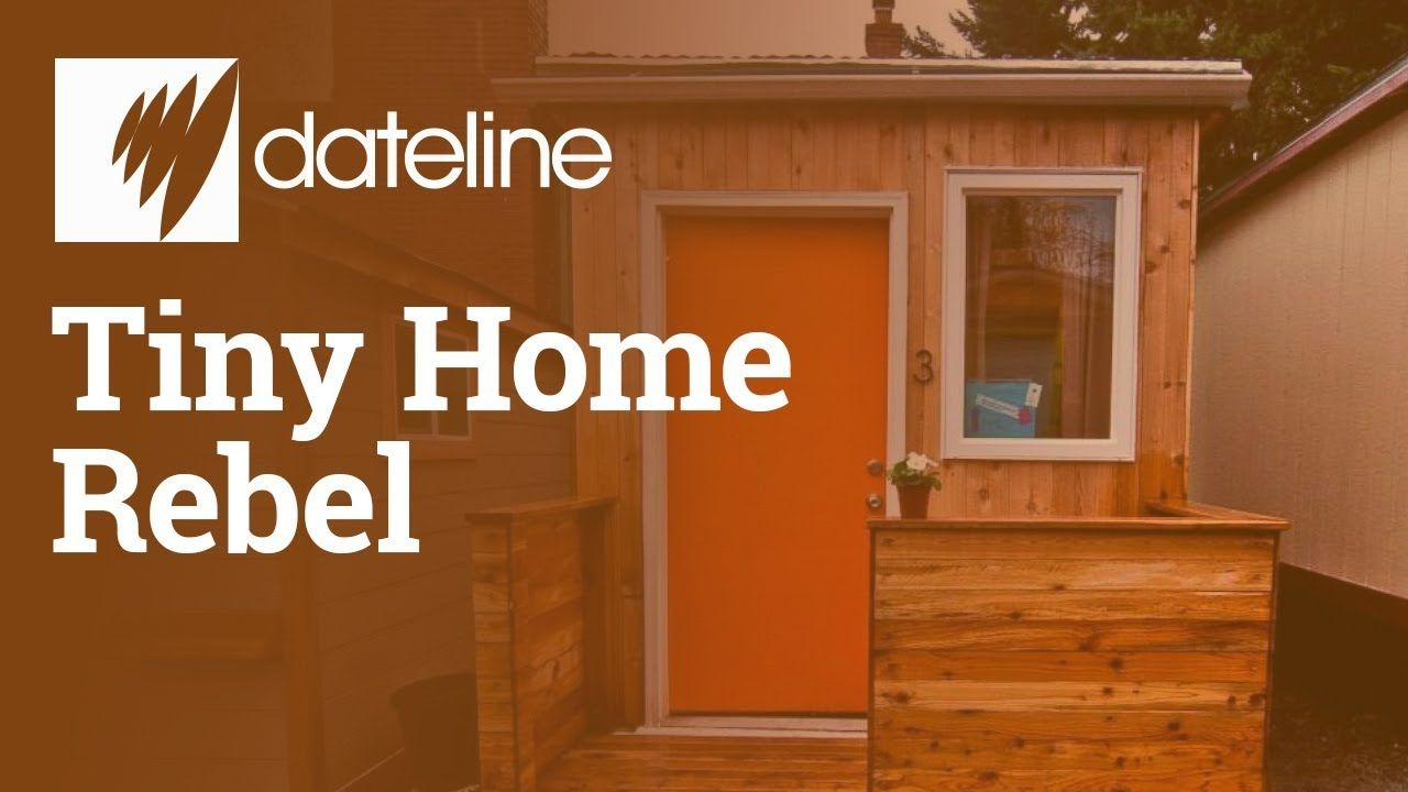 The Man Building Tiny Homes For The Homeless In Los Angeles Youtube Tiny House Building Homeless