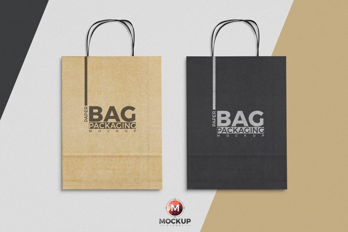 Download Paper Bag Mockup To Showcase Packaging Designs Bag Mockup Paper Bag Design Free Mockup