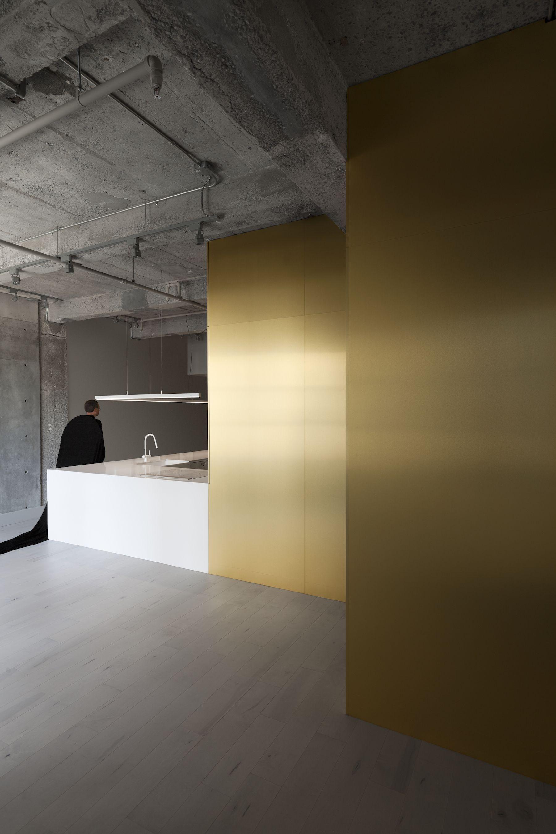 In 3 leibal revêtement mural parement mural architecte portfolio agencement interieur