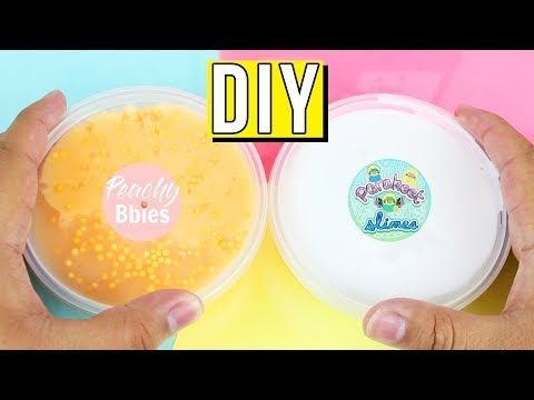 How to make parakeet slimes cereal milk and peachybbies slime diy how to make parakeet slimes cereal milk and peachybbies slime diy famous slime ccuart Image collections