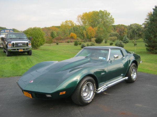 73 vette big block   Vette, Big block, Corvette