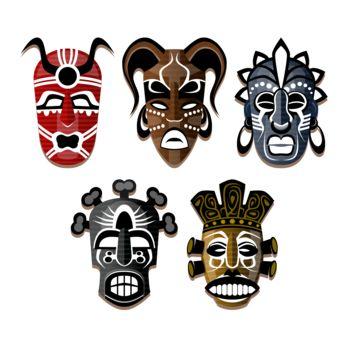african mask designs for kids wwwpixsharkcom images