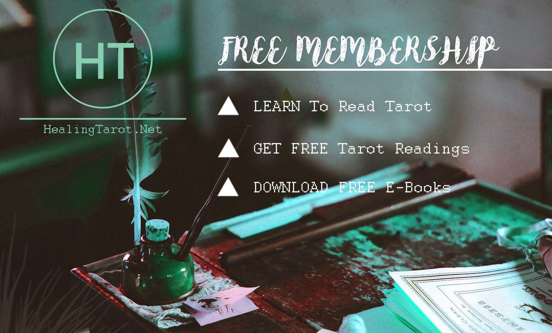 Free tarot email course free tarot tarot reading online