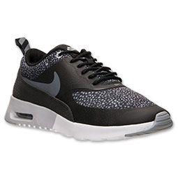 Women's Nike Air Max Thea Print Running Shoes | FinishLine
