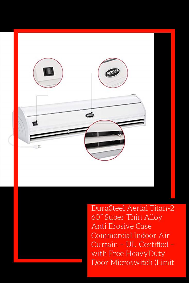 Durasteel Aerial Titan 2 60 Super Thin Alloy Anti Erosive Case