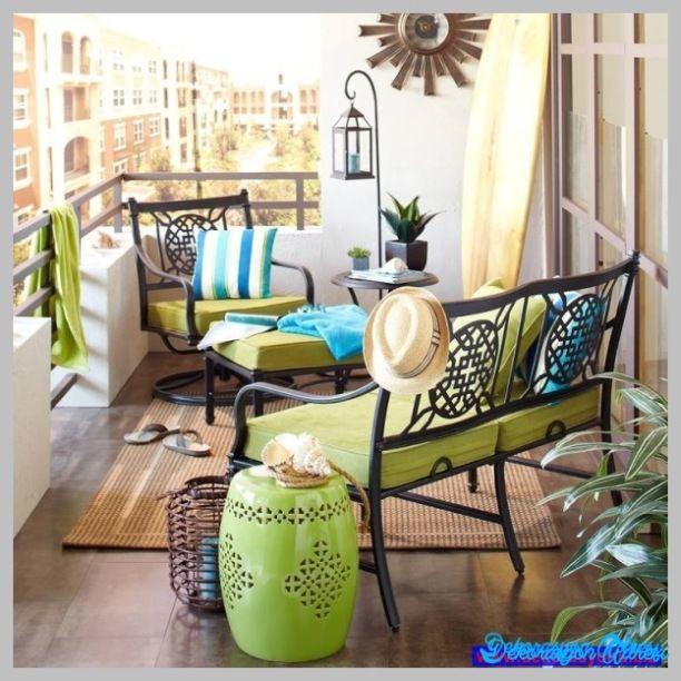 cool Ev dekorasyonları görseller Balcony