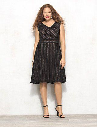 db Signature™ Plus Size Harper Lace Dress | Dress Barn Wishlist ...
